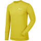 Salewa Pedroc PTC L/S Tee Men kamille yellow